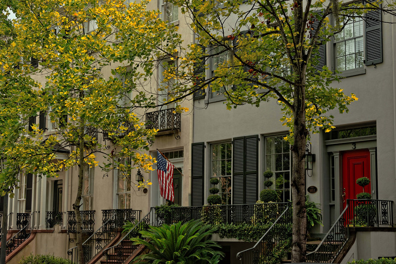 Houses on Madison Square