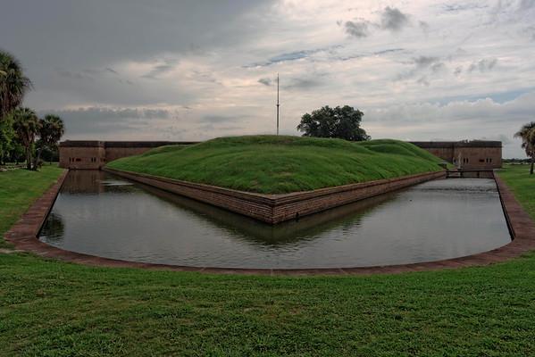 Savannah and Fort Pulaski