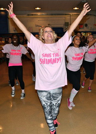 Save the Shimmy Zumba