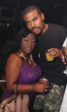 Miss Memphiz (L) & Lil Duval (R)
