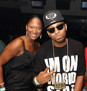 Sharina (L) & Drumma Boy (R)