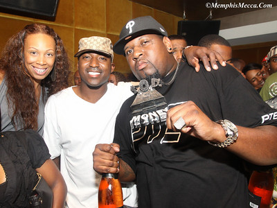 Robyn (L) Deshea Townsend{Steeler,M} Miami Mike (R)