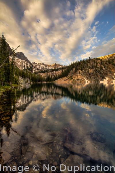 Cramer Lakes Sunrise