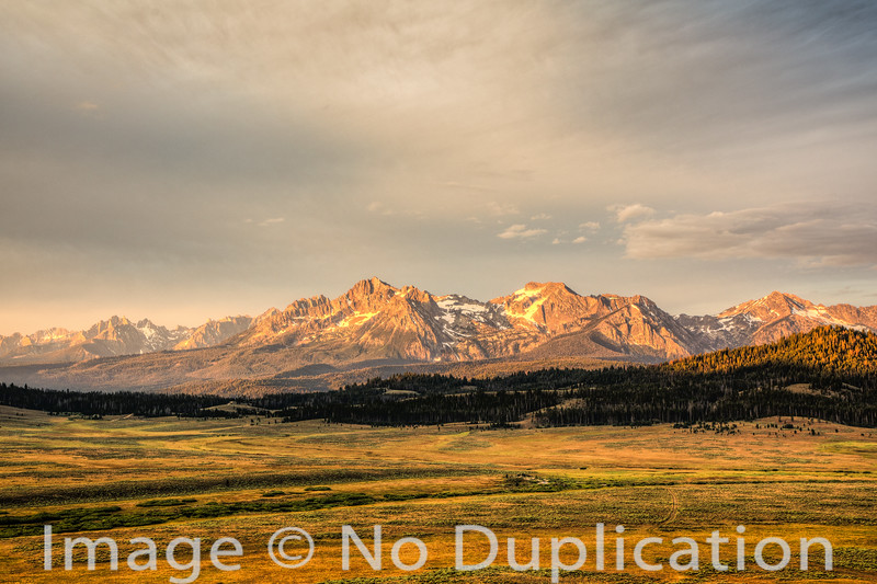 Sawtooth Mountains, Sawtooth National Recreation Area