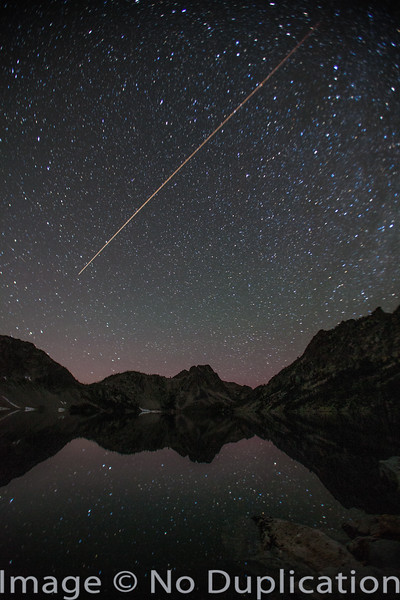 The Night Sky is Alive in the Sawtooths!