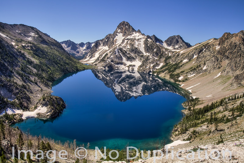 Sawtooth Lake