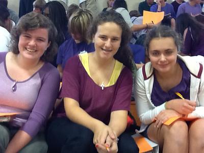2012 Sayde's Purple Friends
