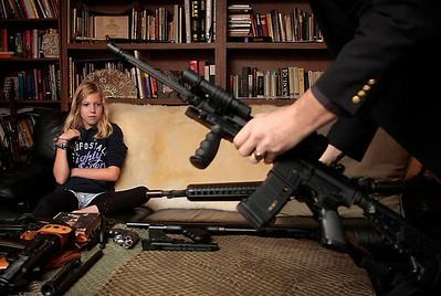 Sayge Junior FBI training