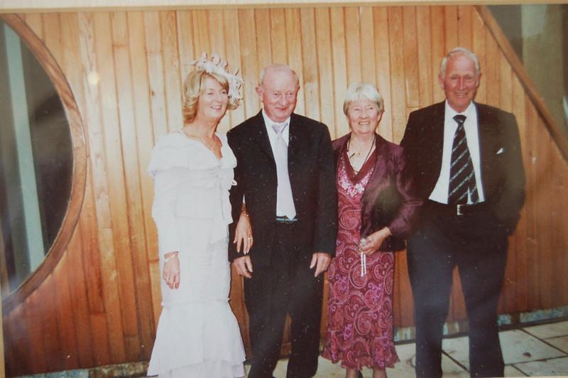 Siblings: Mary Moran Doyle, Ulick Moran, Josie Moran Hallinan and Matt Moran all living in Ireland.