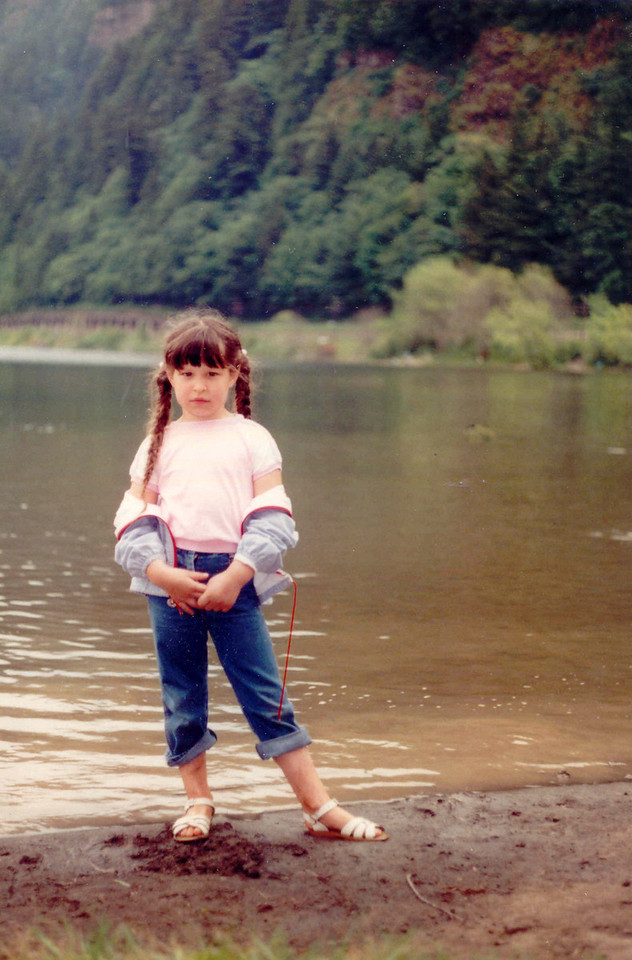 Erica at Suttle Lake