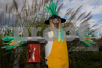 Scarecrows of Middleville, Michigan - 2007