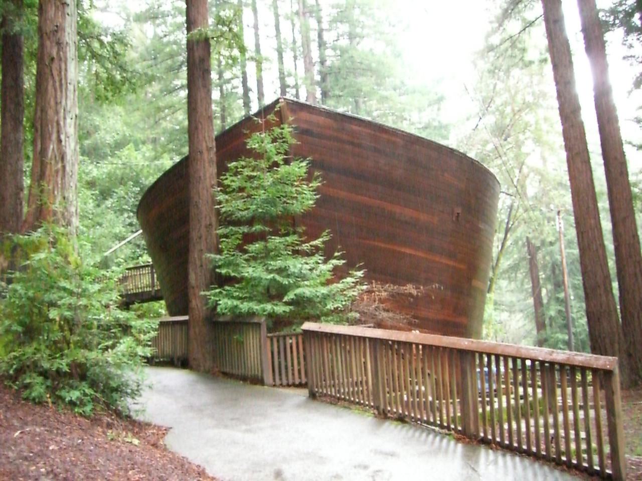 2006 02 19 Sun - WCC - The Ark @ Redwood Christian Park - front