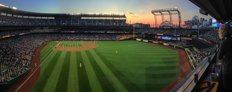 Mariners vs. Kansas City Royals