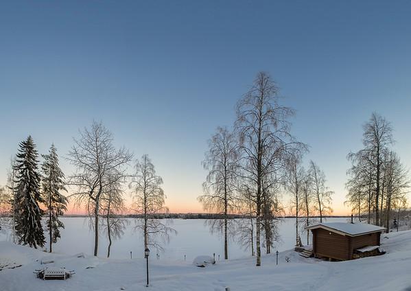 Syväri winter 6.1.2014