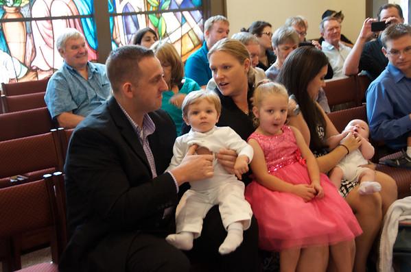 Scenes from Corpus Christi Catholic Church  Nov 23 2014