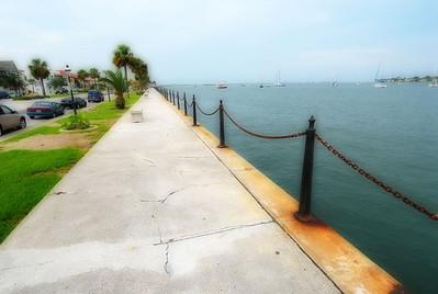 St. Augustine waterfront