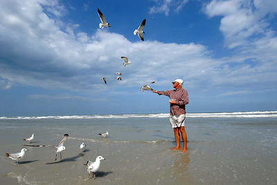 bird man of New Smyrna