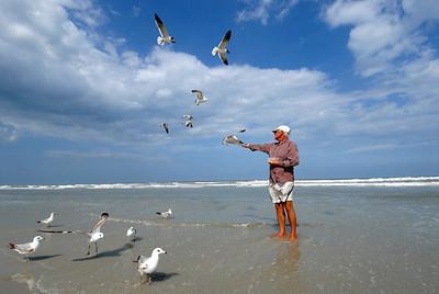 bird man of New Smyrna