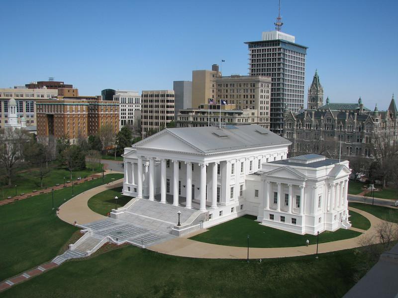 Mr. Jefferson's Capitol