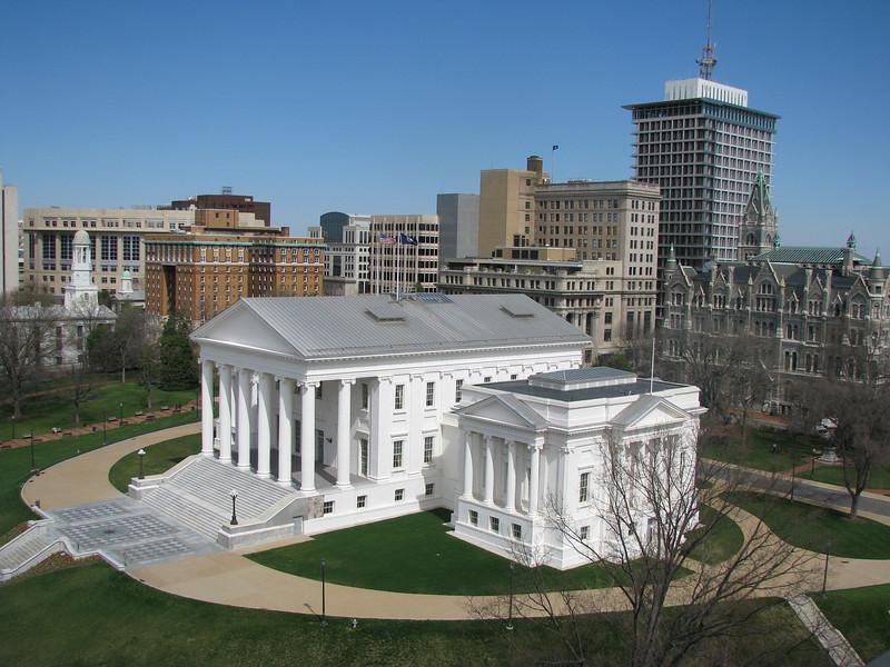 Capitol of Virginia