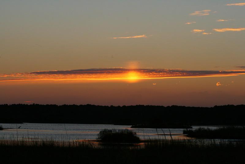 Assateague Sunset