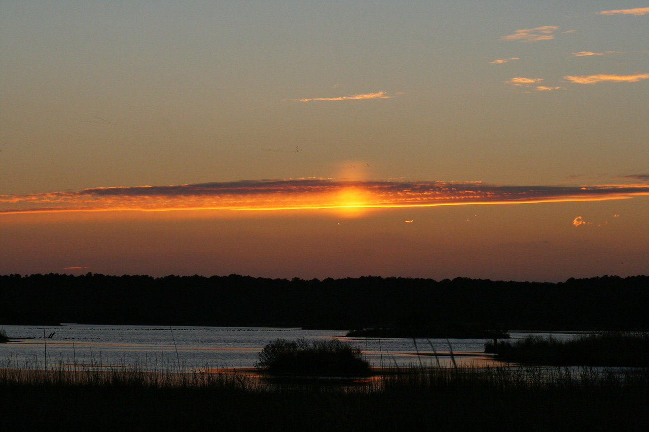 Assateague Sunset