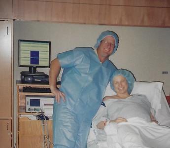 Samantha's Birth 8-28-2006