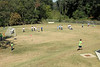 Students from all three Episcopal schools engaged in a game of soccer during their free time at ESA.