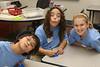 Fun with origami Blue Gators!