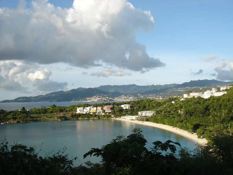 Just one of the many views here in Grenada!