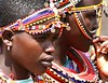 More women from the Massai Tribe.