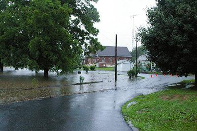 Landingville: Canal St.