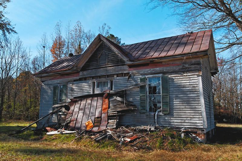 Purvis Farm Building II
