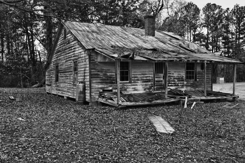 Purvis Farm Building I