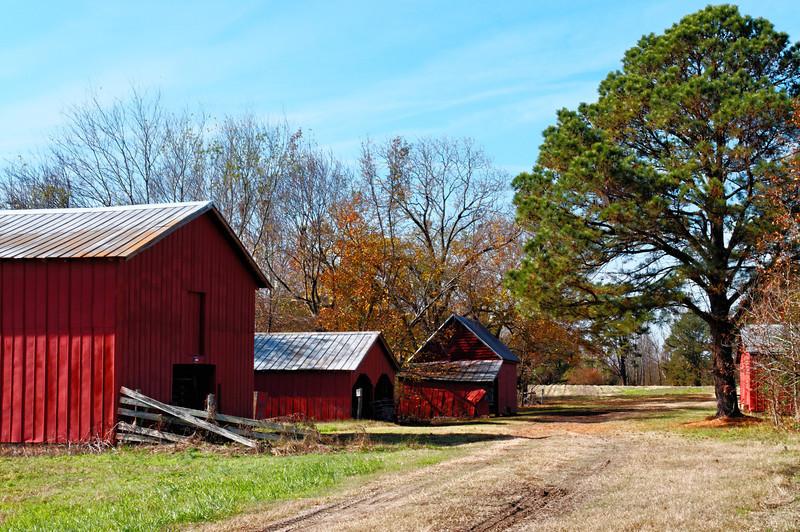 Vanlandingham Farm Barns