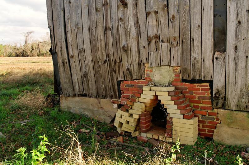 Purvis Farm Tobacco Barn II
