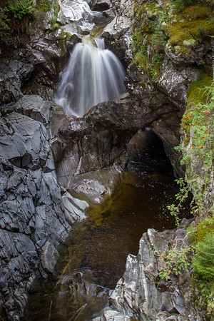 Falls of Bruar, Blair Atholl, Perthshire.