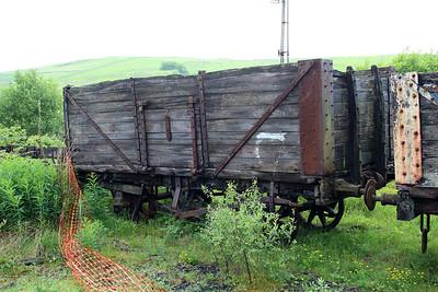 EWA 58 LNER 12t 7 Plank Open   23/06/13.