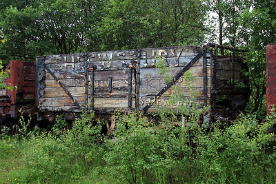 4w 6 Plank Tippler No14 'Named Shrewsbury CO-OP'  23/06/13.