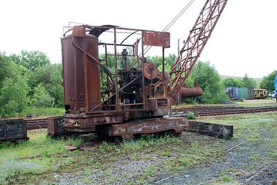 10t Smith & Rodley Steam Crane 10202   23/06/13.