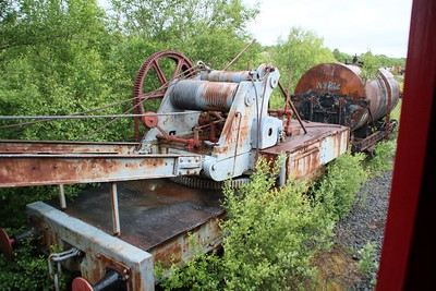 2485 4t Steam Crane     23/06/13