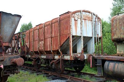 SGD 7918 20t Covered Grain Hopper   23/06/13.