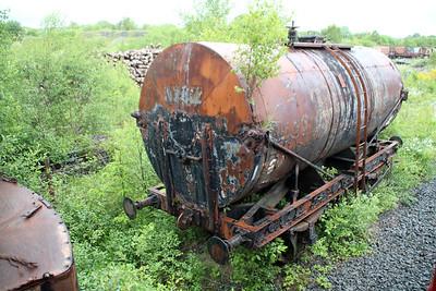 1767 13t Bitumen Tank  23/06/13.