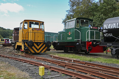 A second Hunslet loco, no details known.
