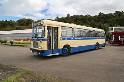 BXI2599 1983 Bristol RE LLG Ulsterbus Fleet No 2599.