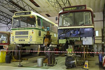 EWS168D 1966 Bristol RE LH6G Scottish Omnibuses Fleet No XA168. Details not known.