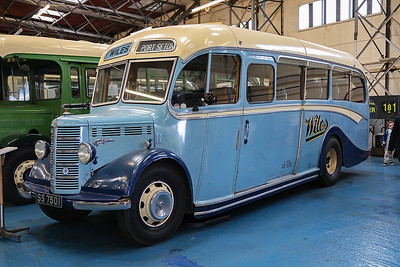 SS7501 1950 Bedford OB Wiles
