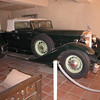 Albert Johnson's 1933 Packard.