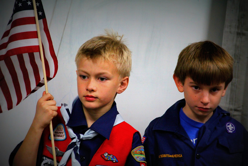 Flag Scouts