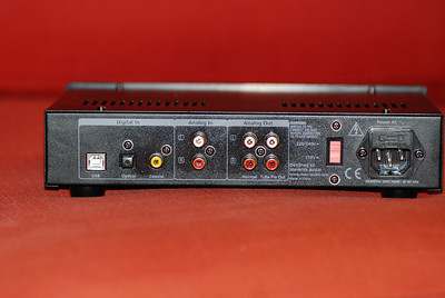 Maverick Audio D1 (back view)